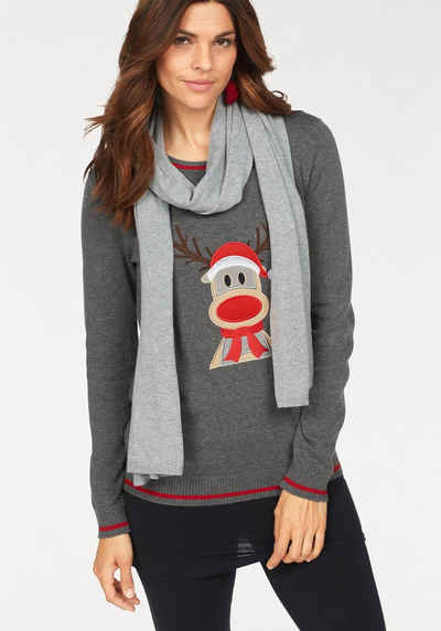 suchen unschlagbarer Preis neue Fotos Weihnachtspullover kaufen » Ugly Christmas Sweater | OTTO
