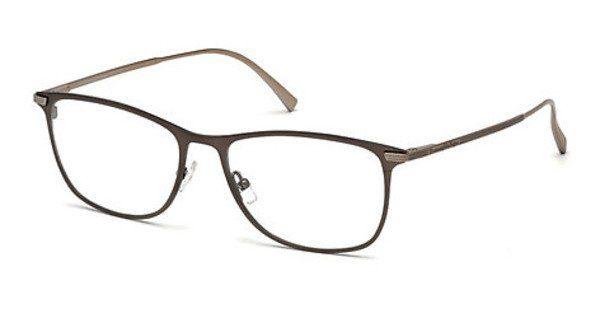 Ermenegildo Zegna Herren Brille » EZ5109«, schwarz, 001 - schwarz