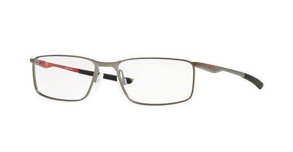 Oakley Herren Brille »SOCKET 5.0 OX3217«, grau, 321703 - grau