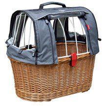 KlickFix Fahrradkorb »Doggy Basket Plus Fix«