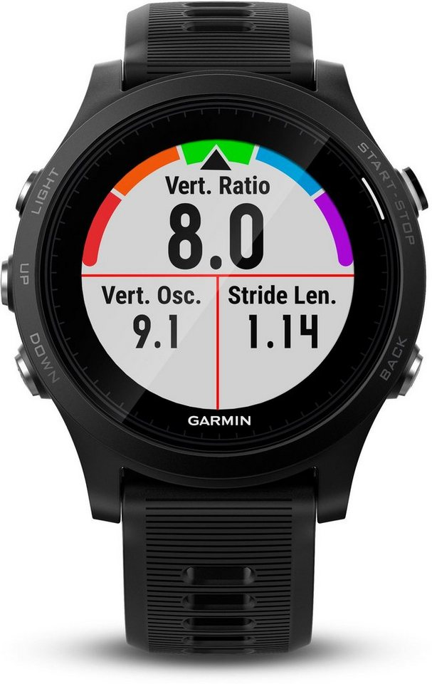garmin sportuhr forerunner 935 gps triathlonuhr otto. Black Bedroom Furniture Sets. Home Design Ideas