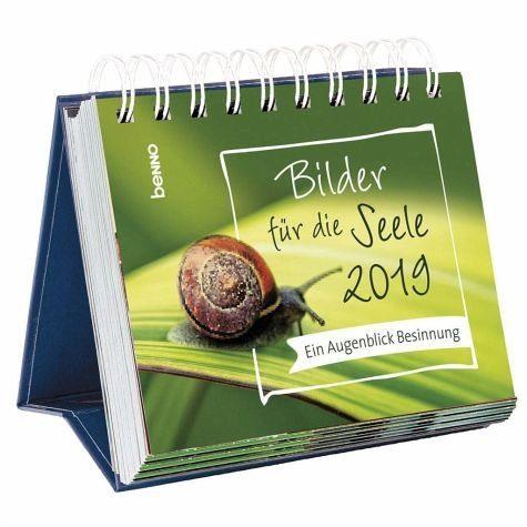 Kalender »Bilder für die Seele 2019 - Tageskalender«