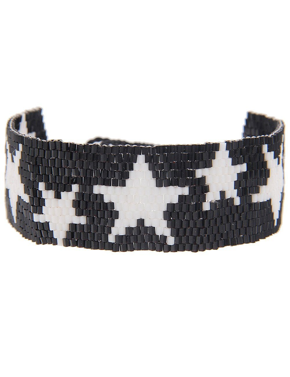 Leslii Armband mit Stern-Muster