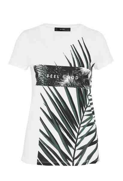 Hallhuber Print-Shirt, mit Fotodruck