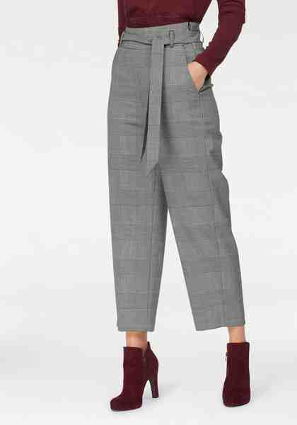 CLAIRE WOMAN Palazzohose »TAMIKA« Paper-Bag