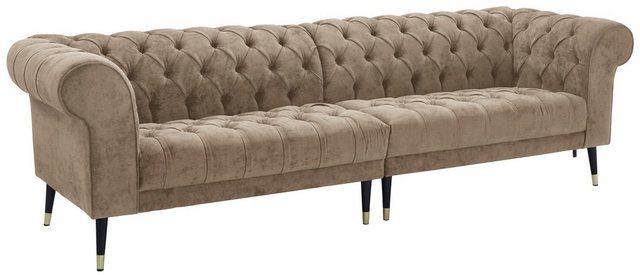 Sofas - Guido Maria Kretschmer Home Living Big Sofa »Tinnum«  - Onlineshop OTTO