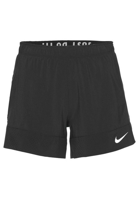 Damen Nike 2-in-1-Shorts schwarz | 00887229933087