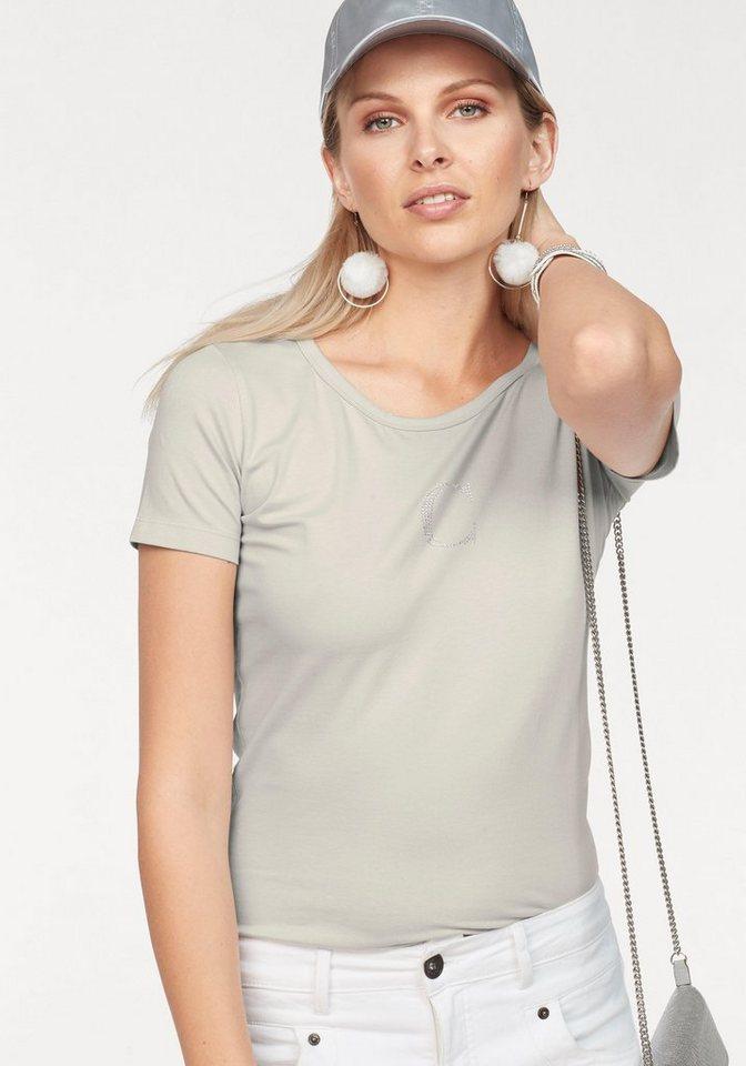 1d663cfd13f1 CLAIRE WOMAN T-Shirt mit funkelden Steinchen   OTTO