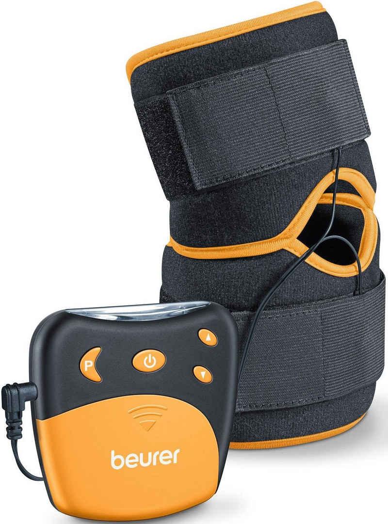 BEURER TENS-Gerät »EM 29 2-in-1 Knie- und Ellenbogen TENS«, Elektrostimulationsgerät zur Linderung und Bekämpfung von Schmerzen im Knie- und Ellenbogenbereich