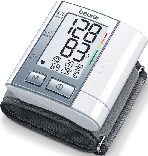BEURER Handgelenk-Blutdruckmessgerät BC 40