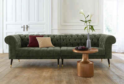 GMK Home U0026 Living Chesterfield Big Sofa »Tinnum«