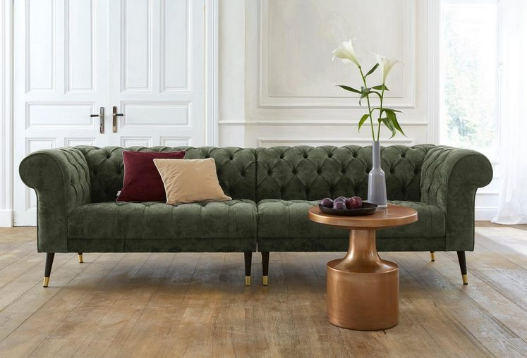 Guido Maria Kretschmer Home&Living Big-Sofa »Tinnum«