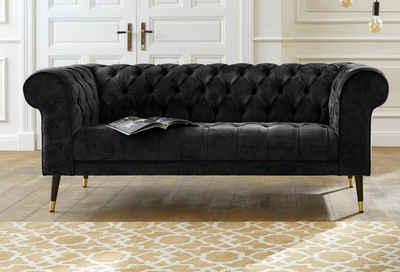 Sofa In Schwarz Online Kaufen Otto