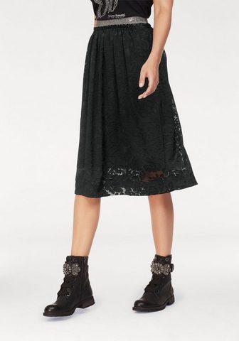 BRUNO BANANI Maxi ilgio sijonas