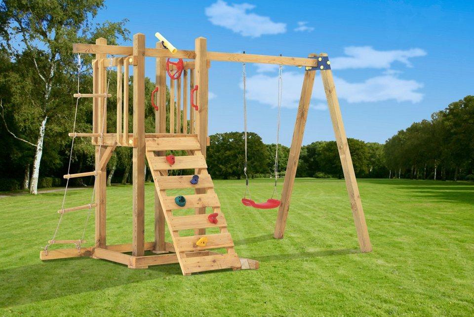 GARTENPRO Set: Spielturm »Move«, BxTxH: 200x300x307 cm online kaufen ...