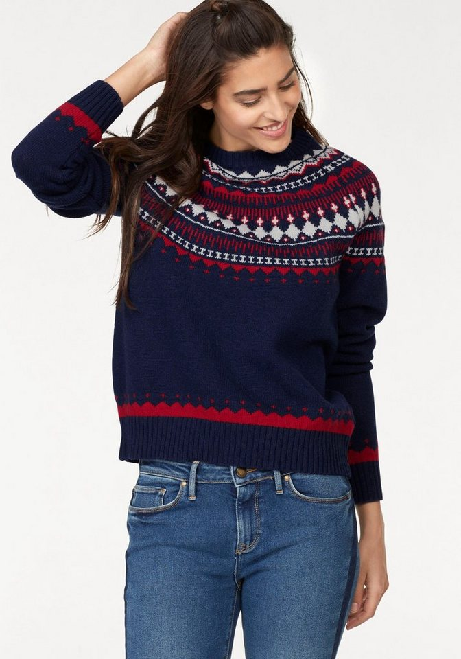 Gant Norwegerpullover im Norweger-Design