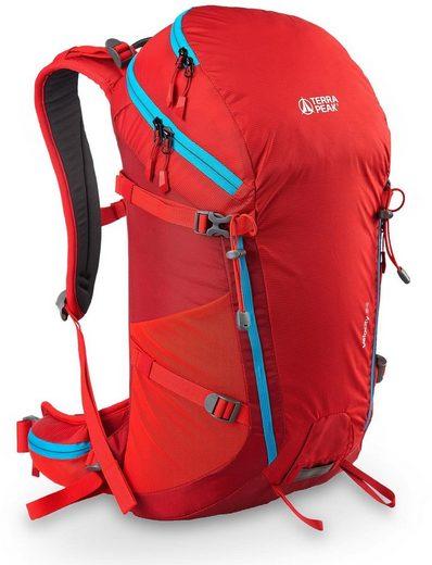 Terra Peak Trekkingrucksack »Velocity 24« (inkl. Regenhülle)