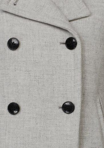 Cabanjacke Rücken Gant Mit Verarbeiteter Kellerfalte Im Aufwändig OxBdwxa