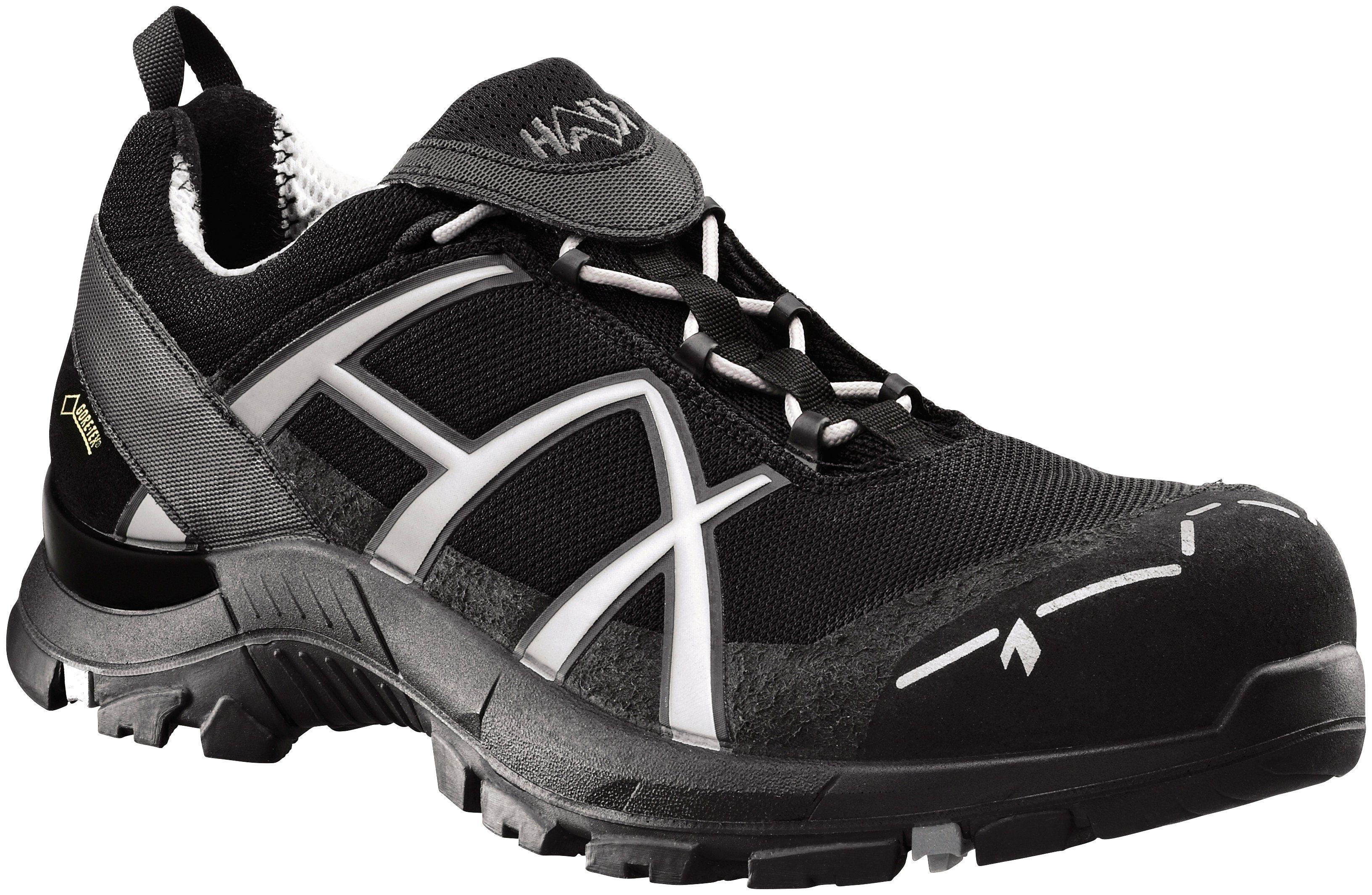 Haix Sportarbeitsschuh Black Eagle Safety 41 low  schwarz#ft5_slash#silber