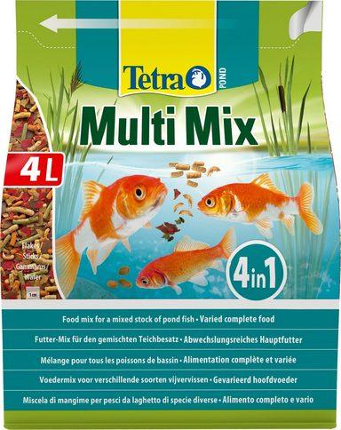 TETRA Fischfutter »Pond MultiMix«, 4 Liter