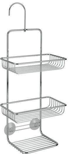 METALTEX Duschablage »Mallorca Duschboy«, 3 Etagen, Breite 20 cm, verchromt