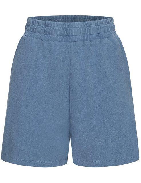 Hosen - Cotton Candy Shorts »ULINKA« im Sweat Design › blau  - Onlineshop OTTO