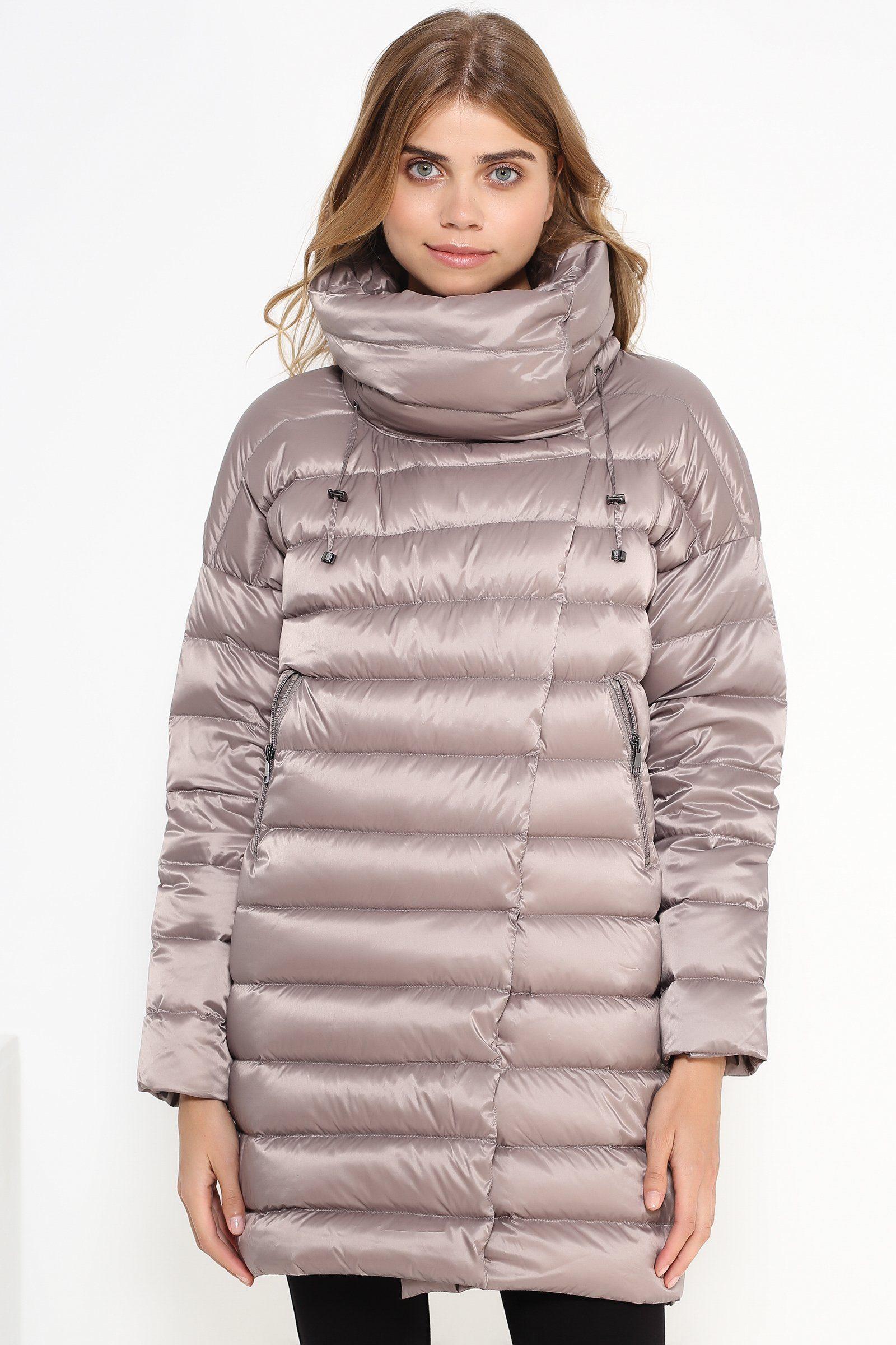 Finn Flare Daunenjacke mit Stepp Muster, Trendige Steppjacke für Damen im Oversize Look online kaufen | OTTO
