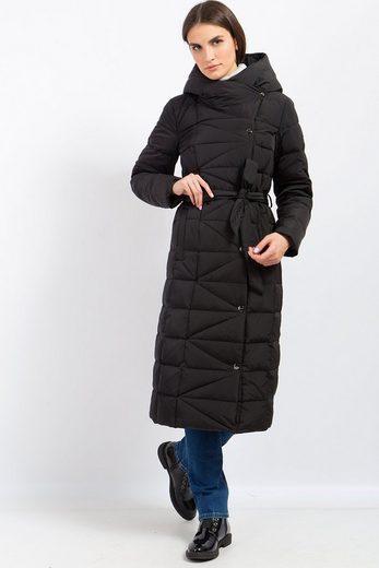 Finn Flare Daunenmantel mit femininer Silhouette