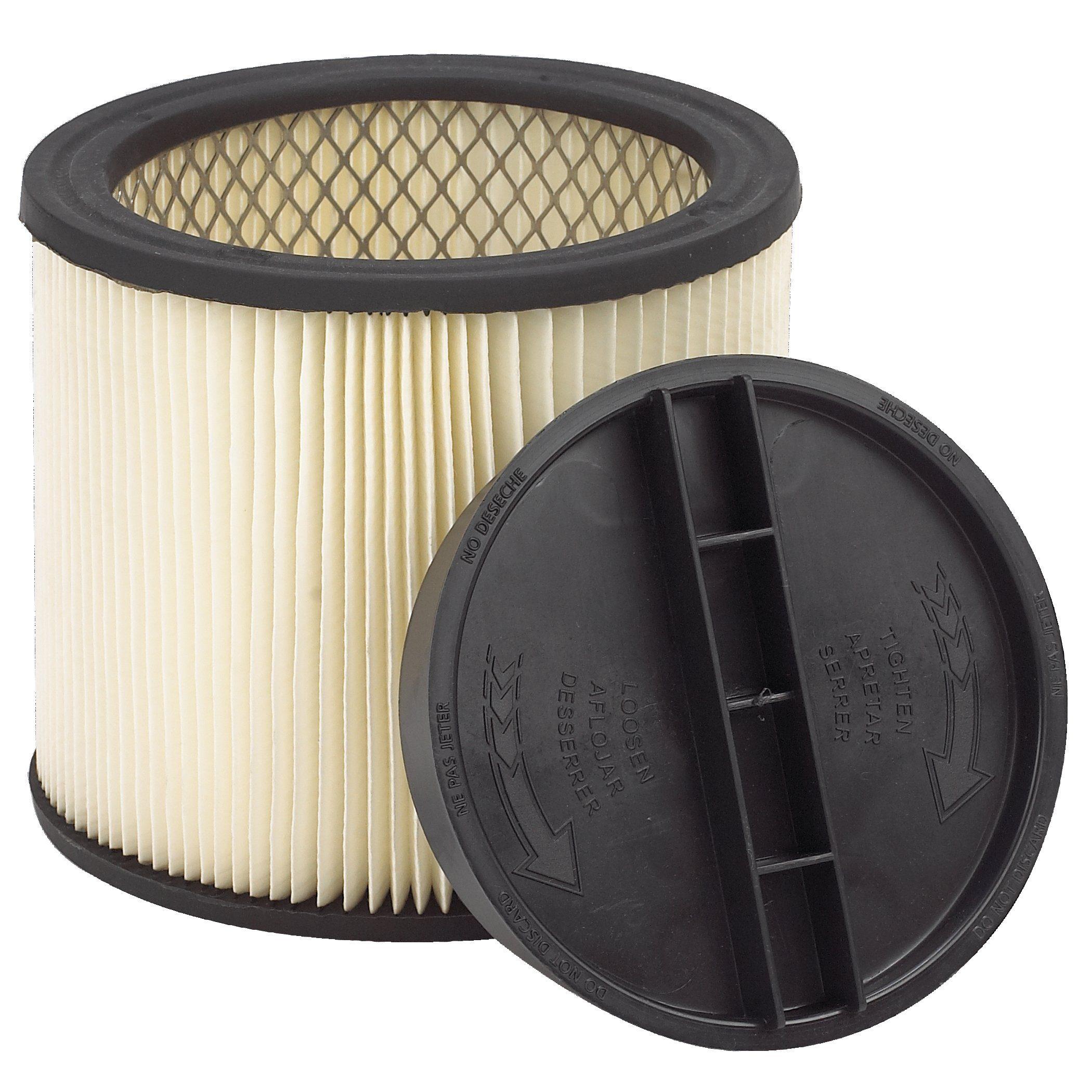 ShopVac Filter für ShopVac Geräte (außer Wall Mount, Ash Vac, Micro) »Faltenfilter Standard«