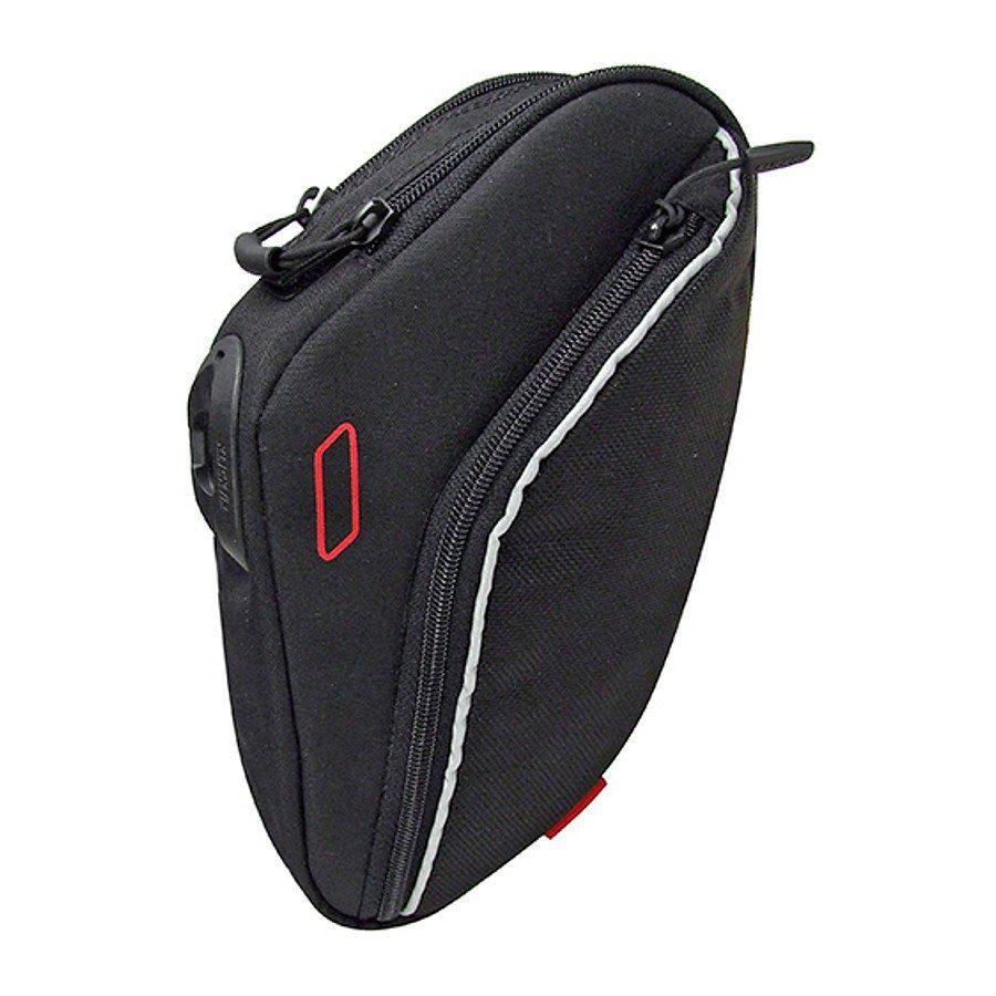 KlickFix Fahrradtasche »Integra Satteltasche XL«
