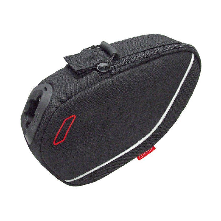 KlickFix Fahrradtasche »Integra Satteltasche L«
