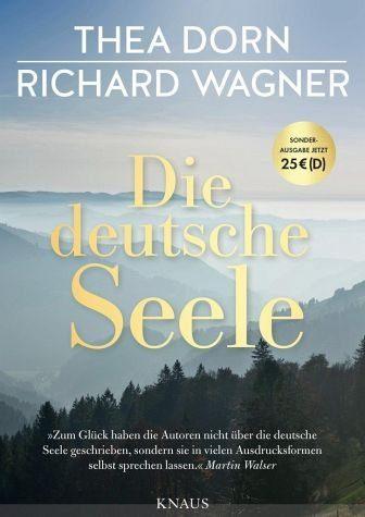 Broschiertes Buch »Die deutsche Seele«