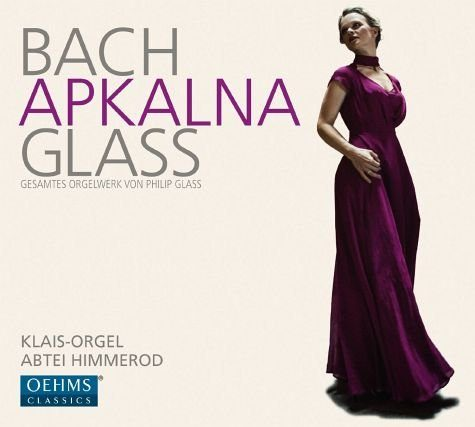 Audio CD »Johann Sebastian Bach; Philip Glass: Orgelwerke«