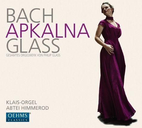 Audio CD »Johann Sebastian Bach; Philip Glass: Orgelwerke«