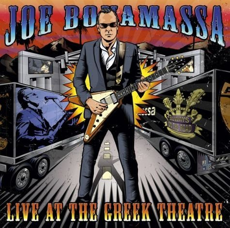 Audio CD »Joe Bonamassa: Live At The Greek Theatre (2cd)«