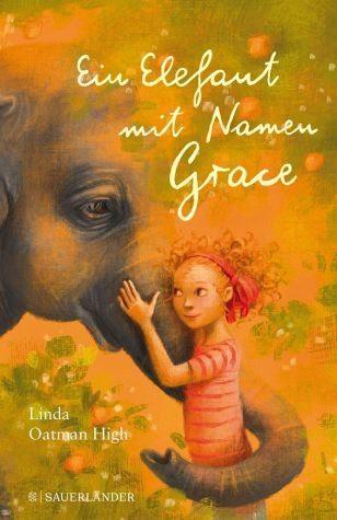 Gebundenes Buch »Ein Elefant mit Namen Grace«