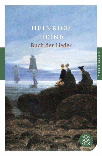 Broschiertes Buch »Buch der Lieder«