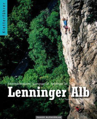 Broschiertes Buch »Kletterführer Lenninger Alb«