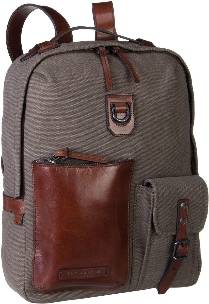 THE BRIDGE Laptoprucksack »Carver Rucksack 1728«