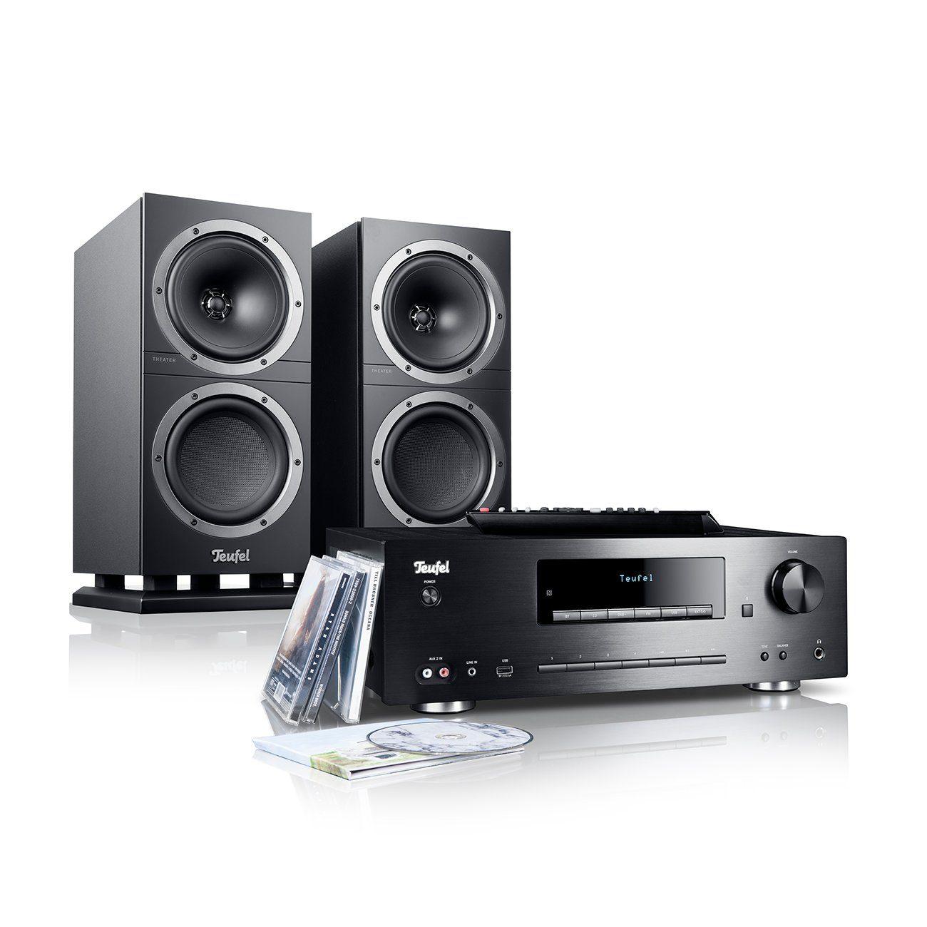 Teufel Stereo Lautsprecher »Kombo 500S«