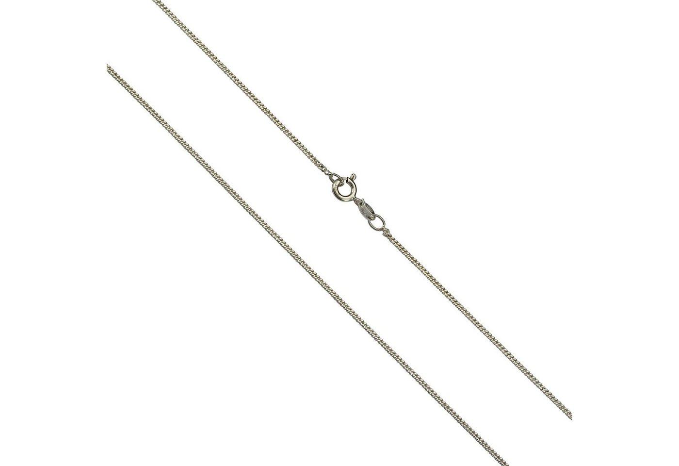 Firetti Collier »925/- Sterling Silber Panzerkette« | Schmuck > Halsketten > Silberketten | Weiß | Firetti