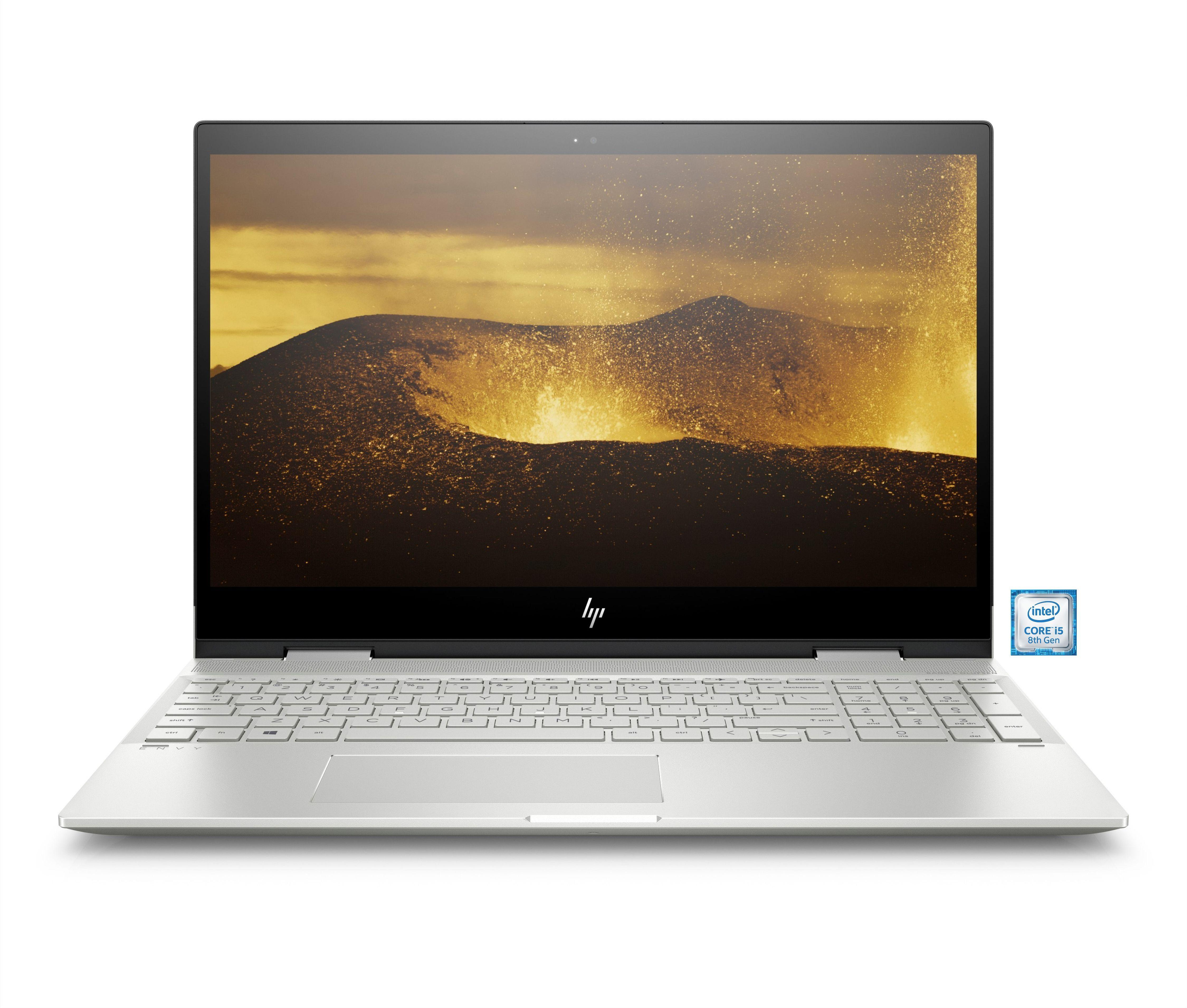 "HP ENVY x360 15-cn0001ng Convertible »Intel Core i5, 39,6 cm (15,6"") 128 GB + 1 TB, 8 GB«"