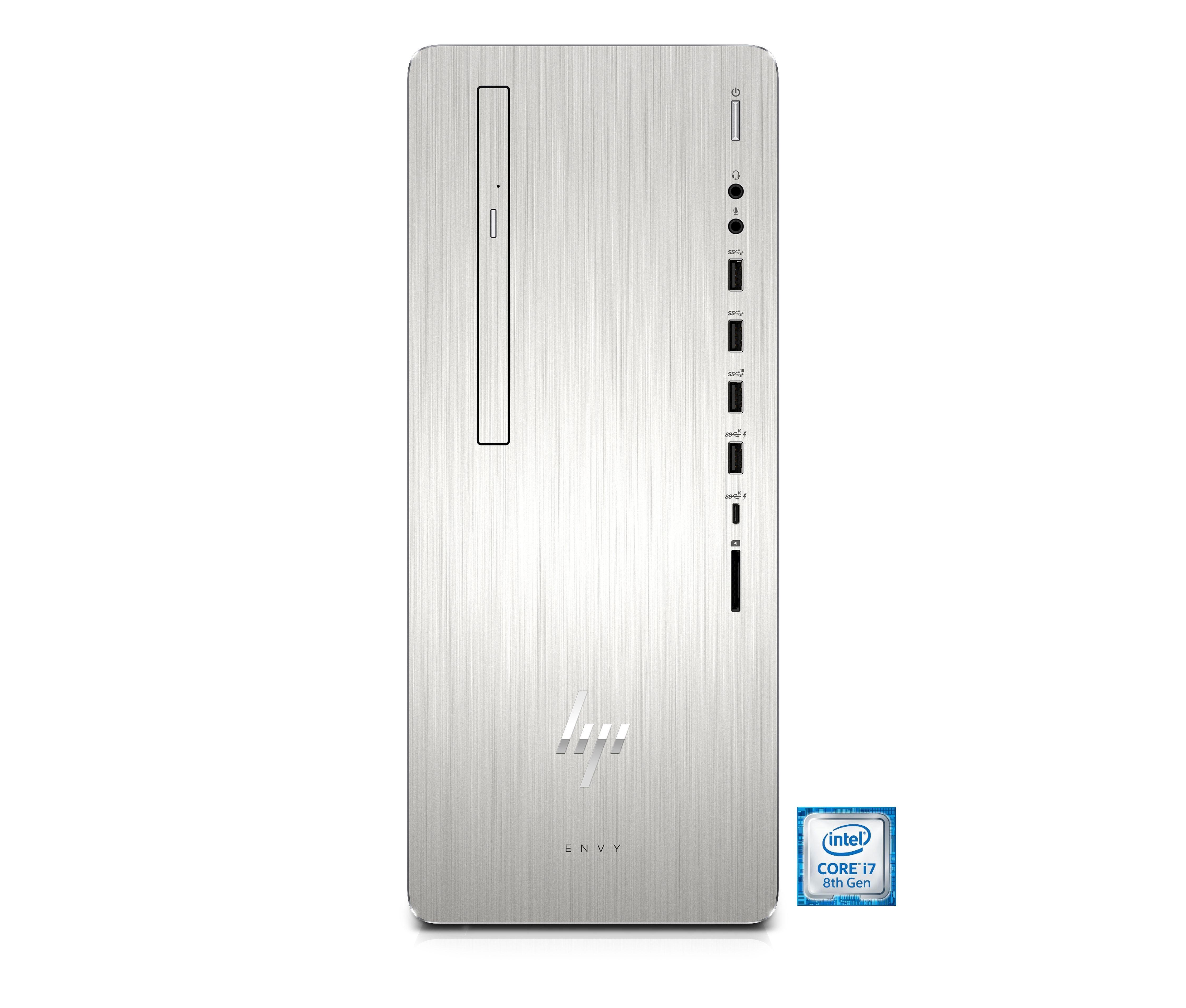 HP ENVY 795-0500ng Desktop PC »Intel Core i7, 256 GB SSD + 1 TB, 16 GB«