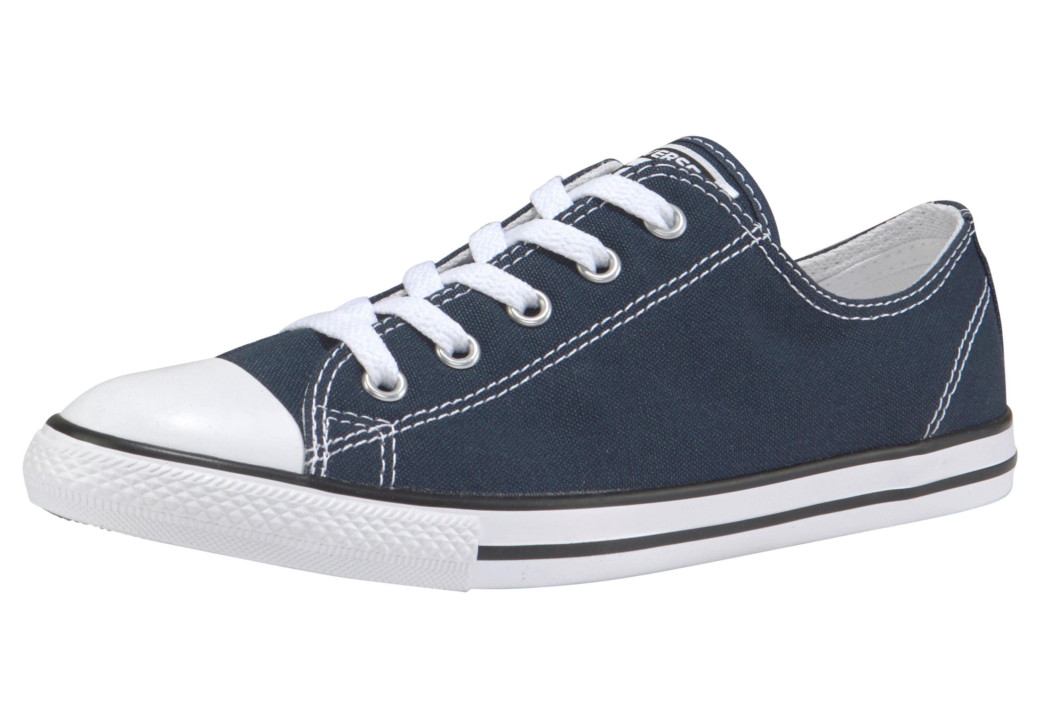 CONVERSE, Chuck Taylor Dainty Ox Sneakers Low, grau Gr.42