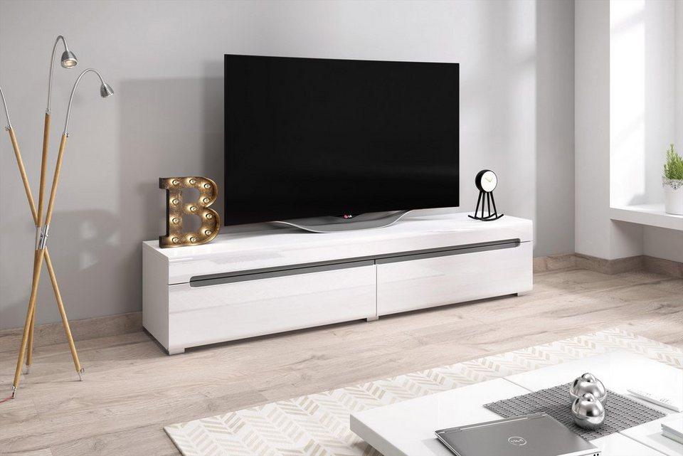 Lowboard 180 Cm Breit : lowboard breite 180 cm mit dekorativen fr sungen online ~ Watch28wear.com Haus und Dekorationen