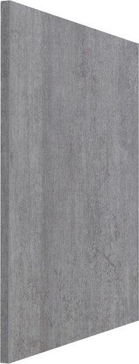 OPTIFIT Tür für teilintegierbaren Geschirrspüler »Tara«, Breite 60 cm