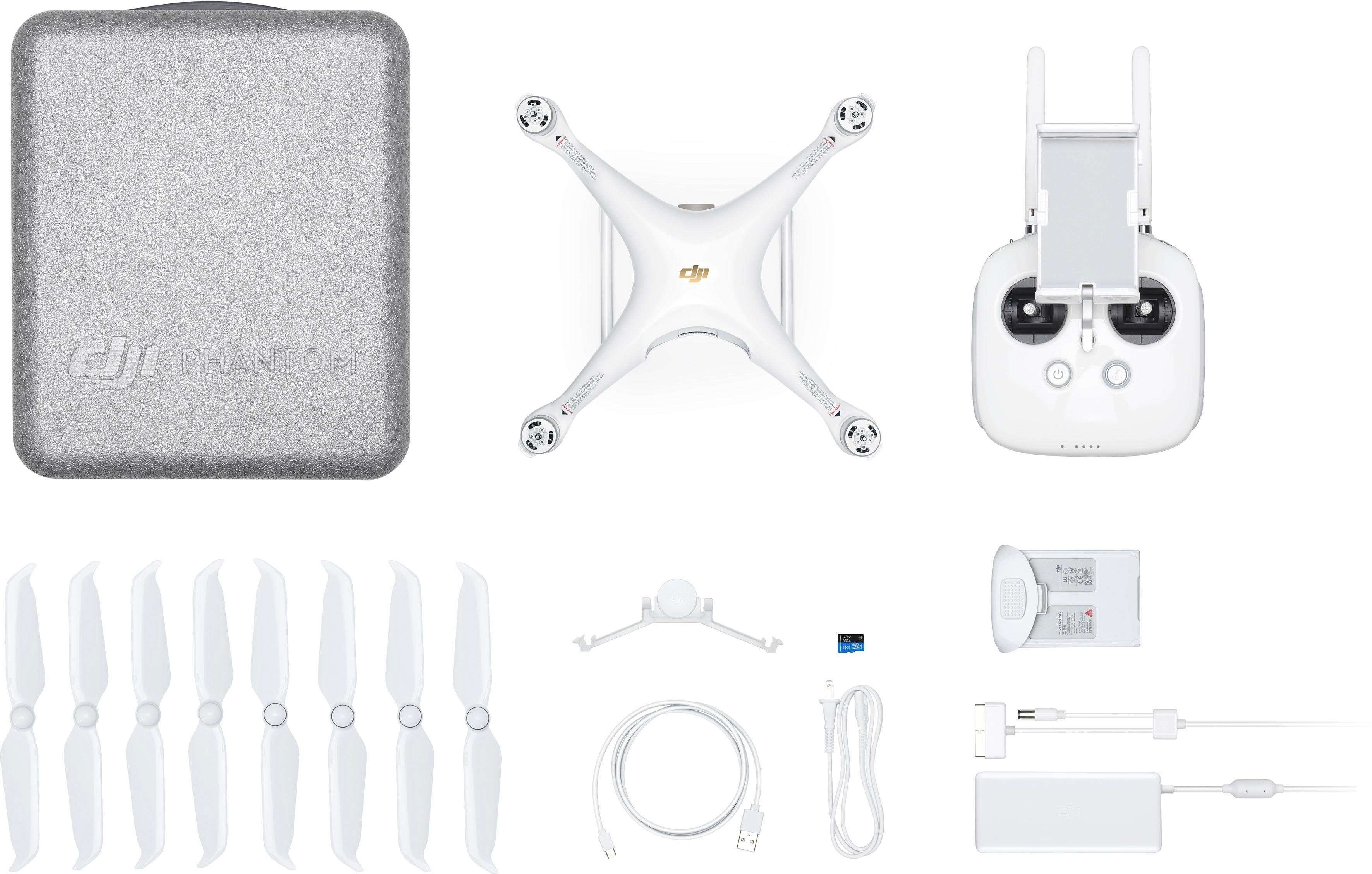 dji Drohne »Phantom 4 Pro V2.0«