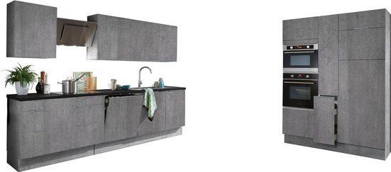 OPTIFIT Küchenzeile »Tara«, ohne E-Geräte, Breite 430 cm
