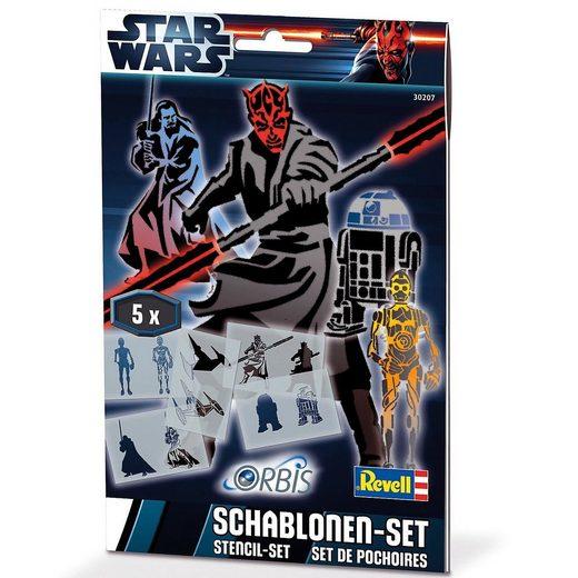 Revell® Dekorierstift »Orbis 30207 Schablonen-Set Star Wars III«