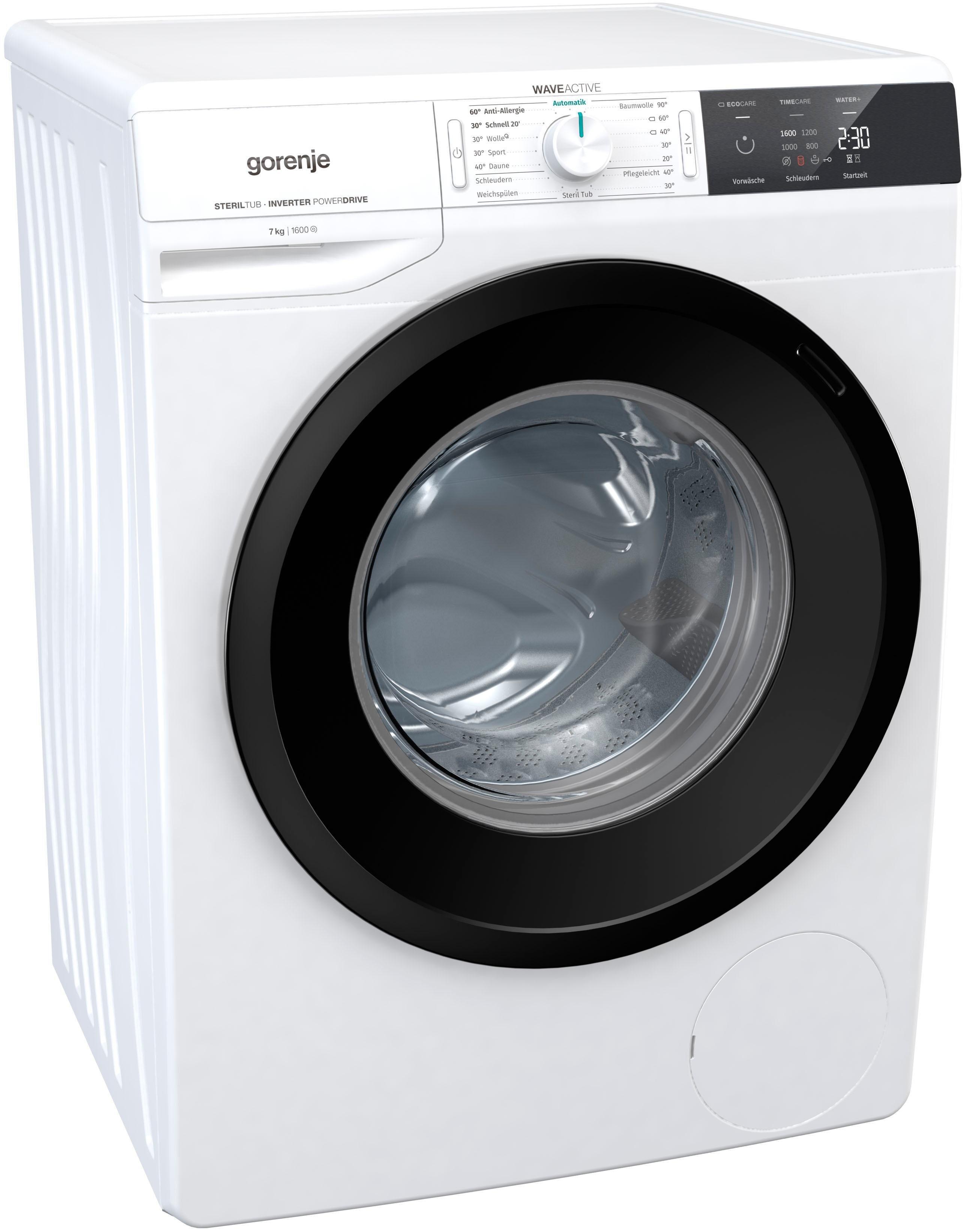 gorenje waschmaschinen preisvergleich die besten angebote online kaufen. Black Bedroom Furniture Sets. Home Design Ideas